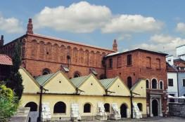 Kraków Atrakcja Muzeum Stara Synagoga