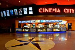 Kraków Atrakcja Kino Cinema city - Galeria Kazimierz