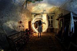 Kraków Atrakcja Dom strachu Lost Souls Alley