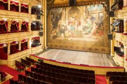 Kraków Atrakcja Teatr Teatr im. Juliusza Słowackiego