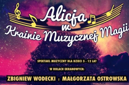 Kraków Wydarzenie Spektakl Multimedialny spektakl dla dzieci