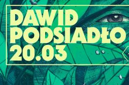 Kraków Wydarzenie Koncert Dawid Podsiadło - Leśna muzyka - Kraków