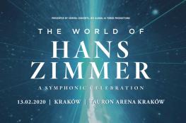 Kraków Wydarzenie Koncert The World of Hans Zimmer