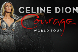 Kraków Wydarzenie Koncert Celine Dion: Courage World tour