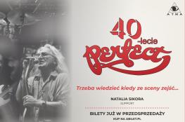 Kraków Wydarzenie Koncert Atmasfera 40-lecie Perfect