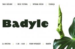 Kraków Wydarzenie Targi Badyle - targi roślinne w Krakowie
