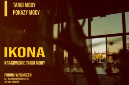Kraków Wydarzenie Targi IKONA Krakowskie Targi Mody