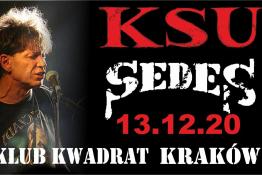Kraków Wydarzenie Koncert KSU, Sedes