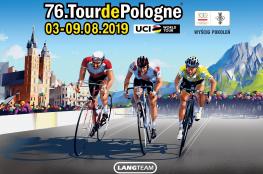 Kraków Wydarzenie Zawody rowerowe Tour de Pologne 2019