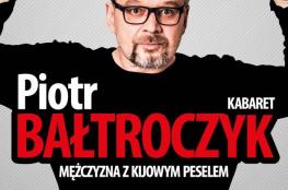 Kraków Wydarzenie Kabaret | Stand-up Piotr Bałtroczyk w Kinie Kijów Centrum w Krakowie