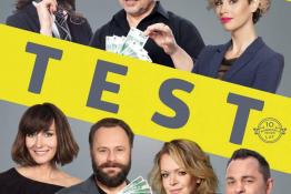 Kraków Wydarzenie Kabaret | Stand-up Przedstawienie teatralne ''TEST'' w Krakowie
