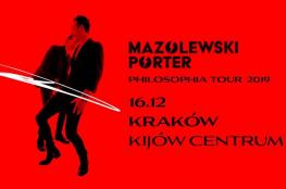 Kraków Wydarzenie Koncert Mazolewski / Porter